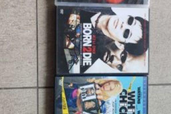 Dvd 3 Stück 5€