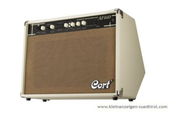 Akustik-Verstärker Cort 60