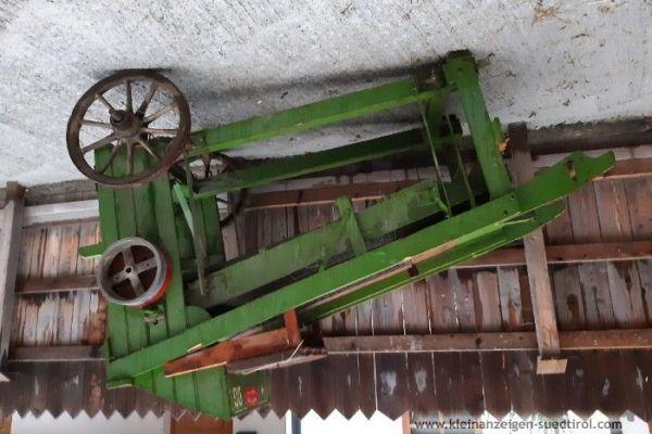 Kartoffelsortiermaschine
