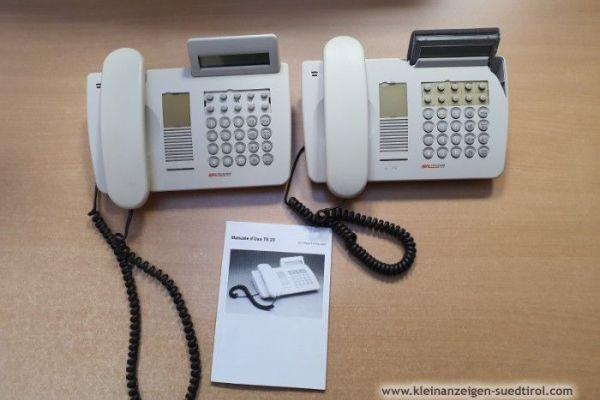Steuergerät + Telefone