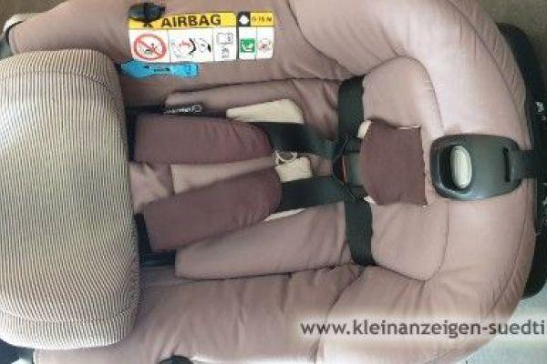AxissFix 360 Grad drehbarer Kinder Autositz