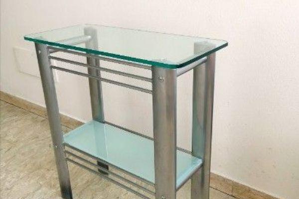Glas-/Sofatisch