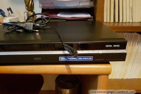 Sony Festplattenrekorder