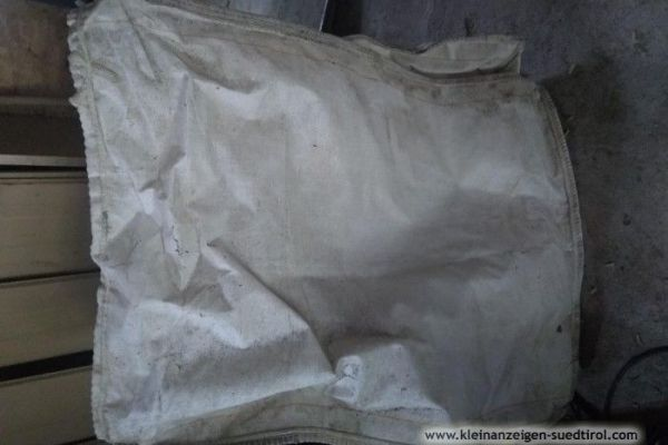 4 Big Bags zu verkaufen