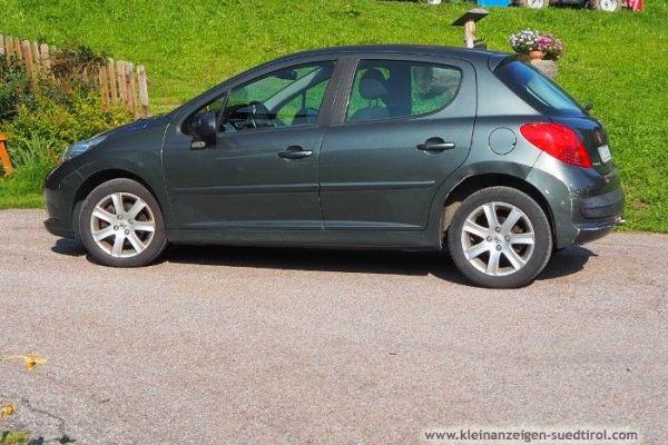 Verkaufe Peugeot 207