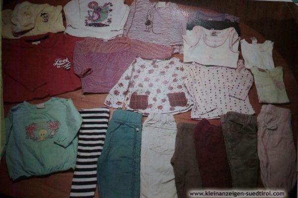 Kleiderpacket Mädchen 3-6 Monat