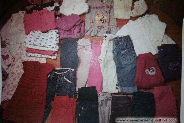 Kleiderpacket Mädchen 9 Monat