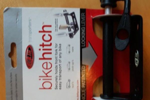 Bike hitch Delta
