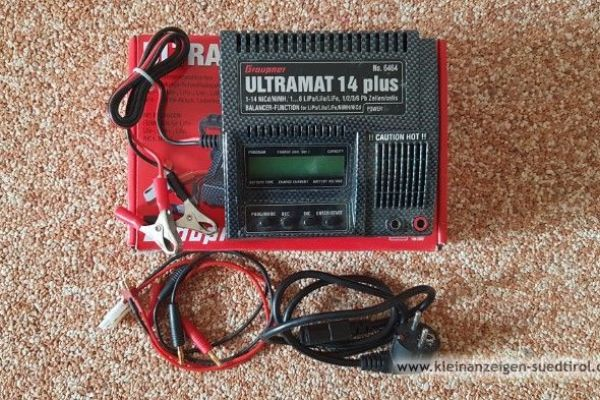 Graupner Ultramat 14 plus