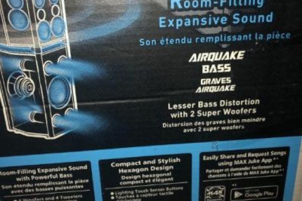 Diffusore audio Panasonic SC-UA7