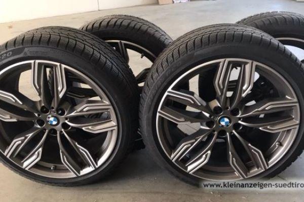 Original BMW M-Felgen mit Winterreifen NEUWERTIG