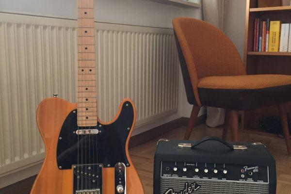 E-Gitarre, Marke Fender