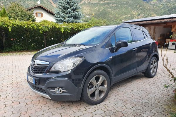 Opel Mokka 17 CDTI Ecotec 4x2 automatik Cosmo