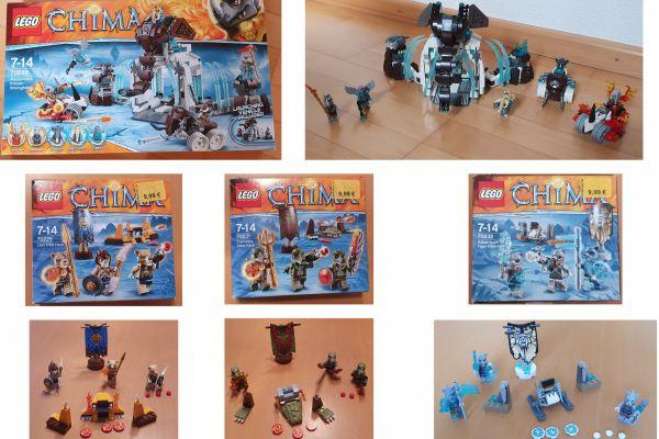 Lego Chima Set 2