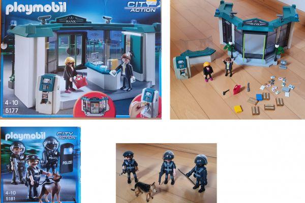 Playmobil Polizei 1