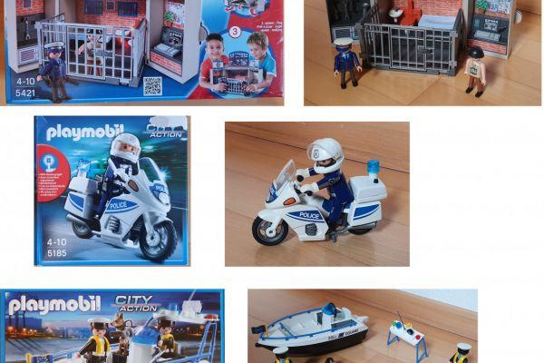 Playmobil Polizei 3