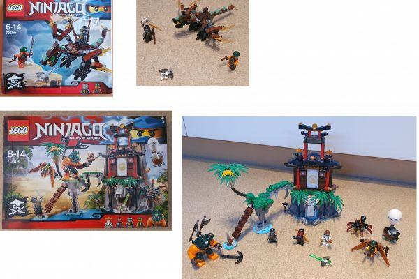 Lego Ninjago Set 1