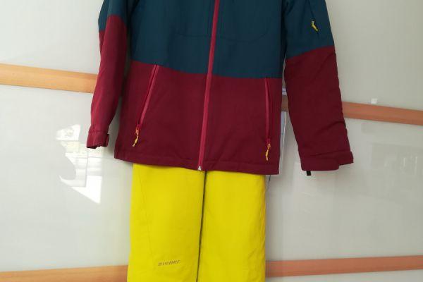 Skianzug Größe 164