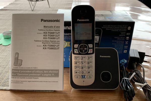 Panasonic  Cordless Telefon