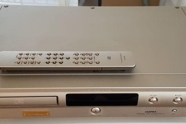 CD-Player Marantz CD 17 KI