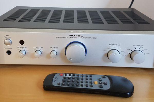Vollverstärker Rotel RA-1062