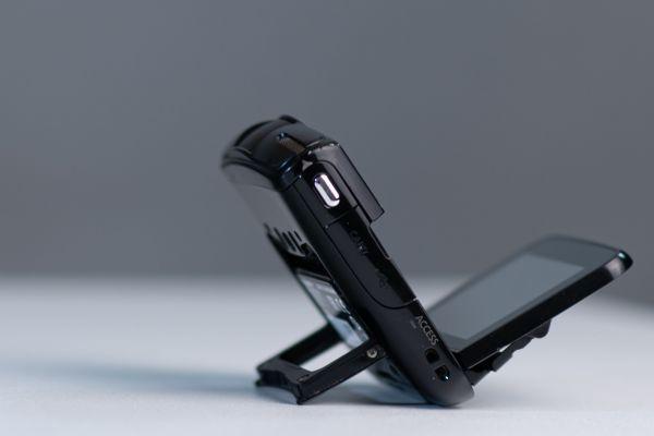 Canon Legria mini in Schwarz