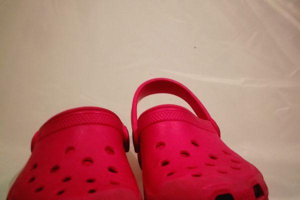 Crocs original, Groesse 8-9