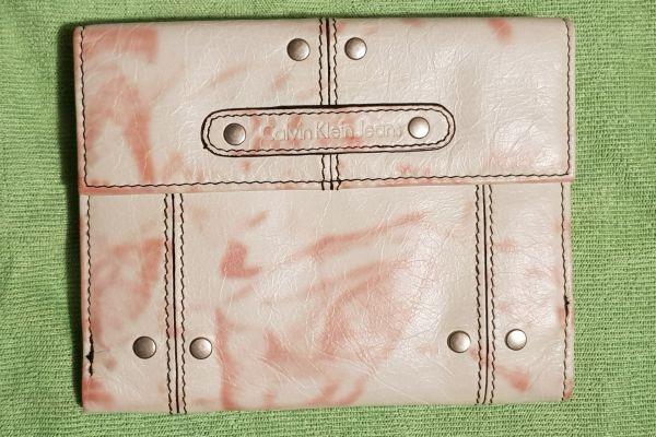Neue Damenbrieftasche Calvin Klein