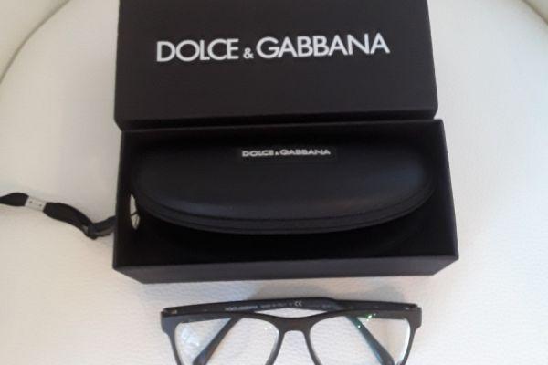 Neue Sehbrille von DOLCE & GABBANA (Orginal)