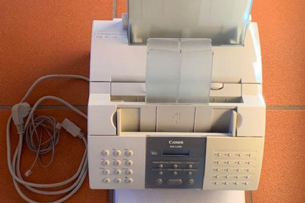 Canon Faxgerät