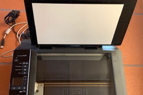 Drucker Epson Stylus Sx210