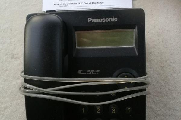 Analoges Telefon PANASONIC