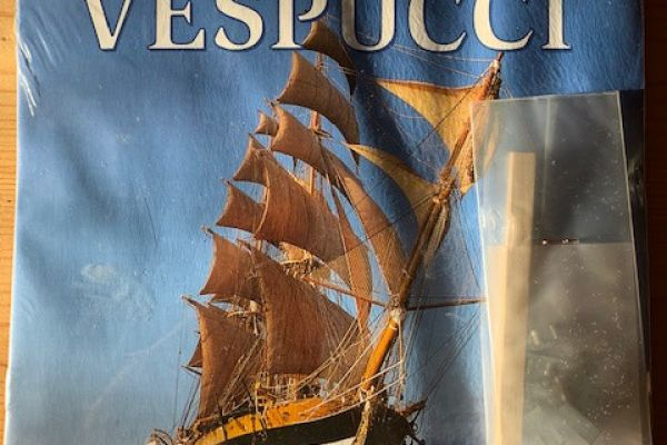 """Schiff """"Amerigo Vespucci"""""""
