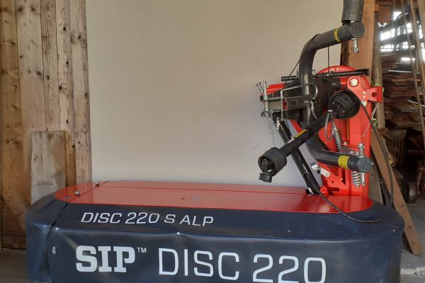 Mähwerk SIP DISC 220 S ALP