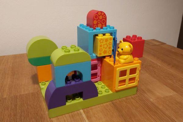 Lego Duplo Bau und Spielwürfel 10553