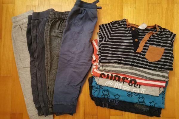 Kleiderpaket Jungs Gr. 92