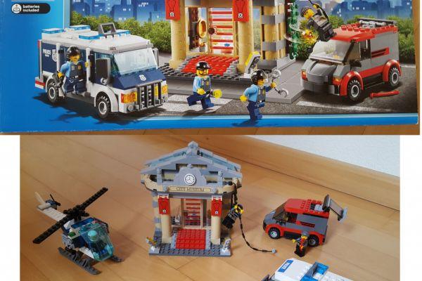 Lego Polizei - Museumsraub