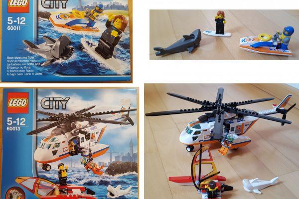 Lego City Küstenwache Set