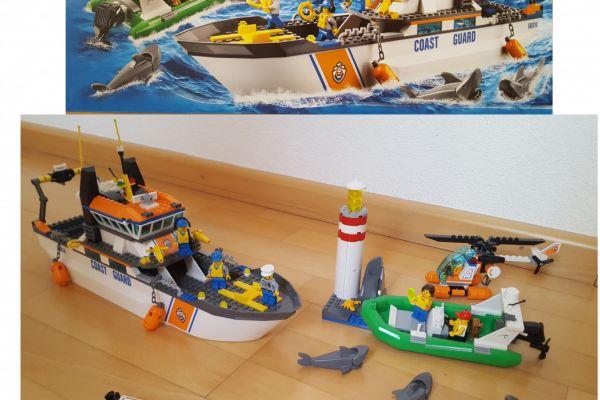 Lego City Küstenwache 2