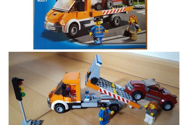 Lego City Abschleppauto