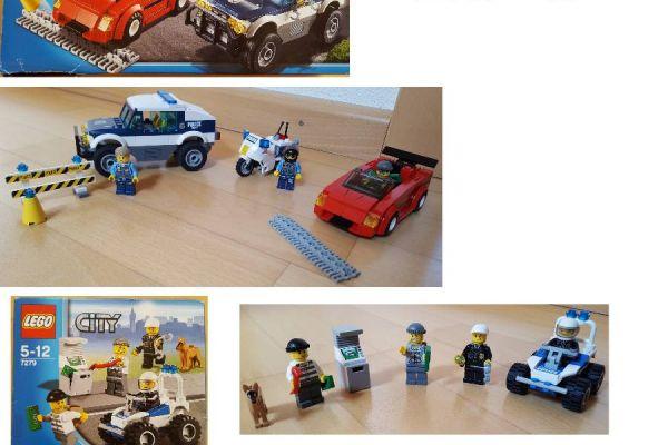 Lego Polizei Set 3