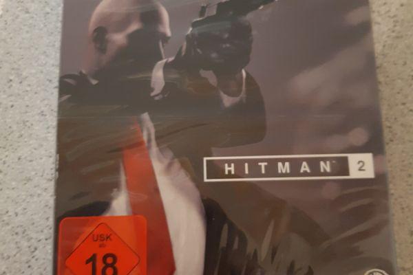 Ps4 Spiel Hitman