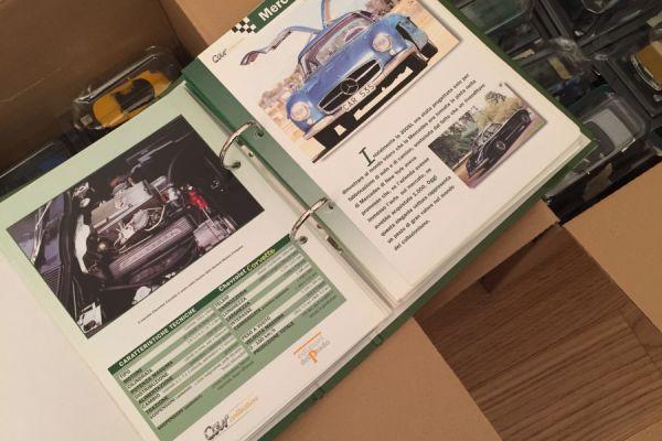 Modellautos - Car Collection Del Prado - 1/43