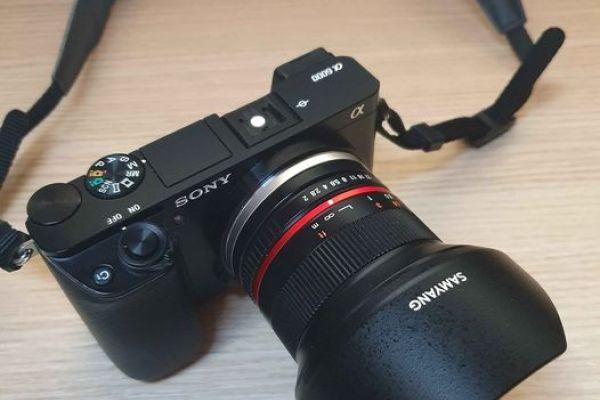 Sony Alpha 6000 mit Samyang 12mm f2