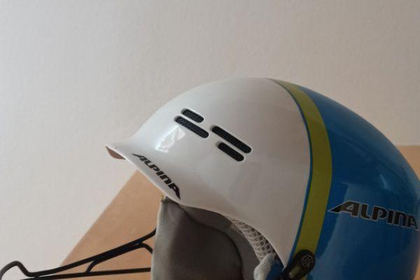 Skihelm Slalom