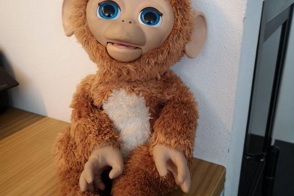 Baby Affe der Marke FurReal Friends