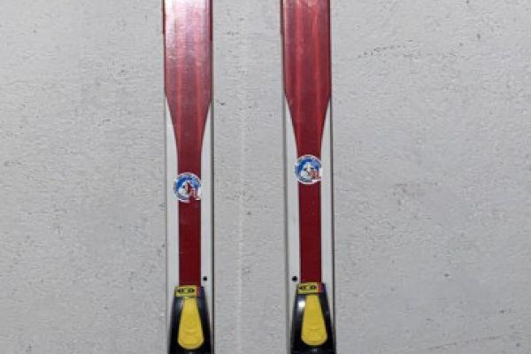 Langlaufski Atomic skate Junior 163