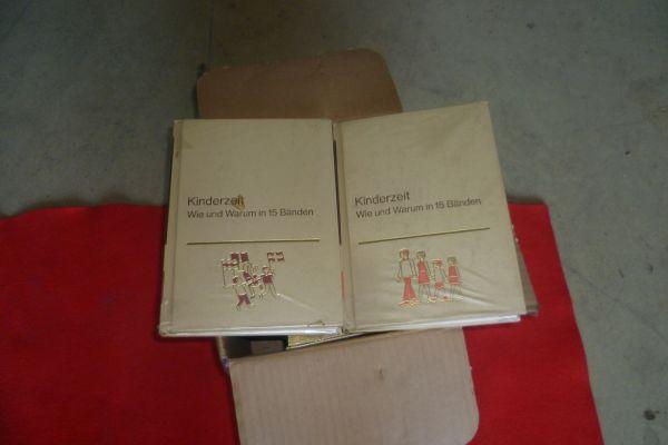 KINDERZEIT in 15 Bänden