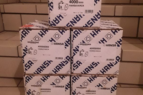 Hansa Varox Box 4000 ( 5 Stück  )