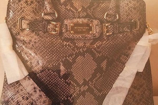 Michael Kors Hamilton Original